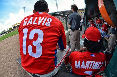 Philadelphia Phillies' Freddy Galvis Shines on About PED Usage
