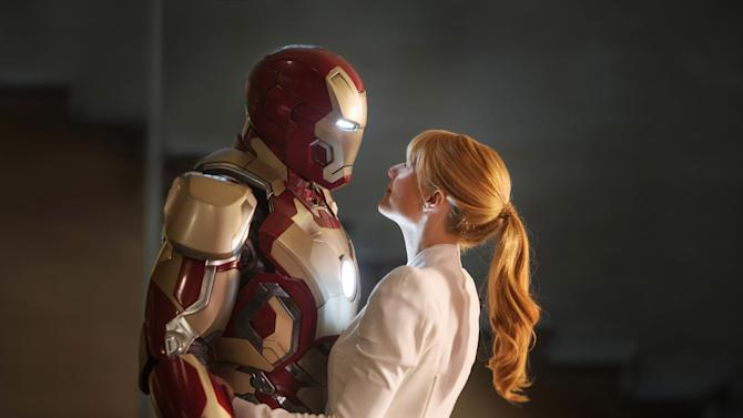 'Iron Man 3' finishes with $174.1M opening weekend