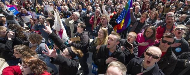 Calls for equal rights protections in Indiana