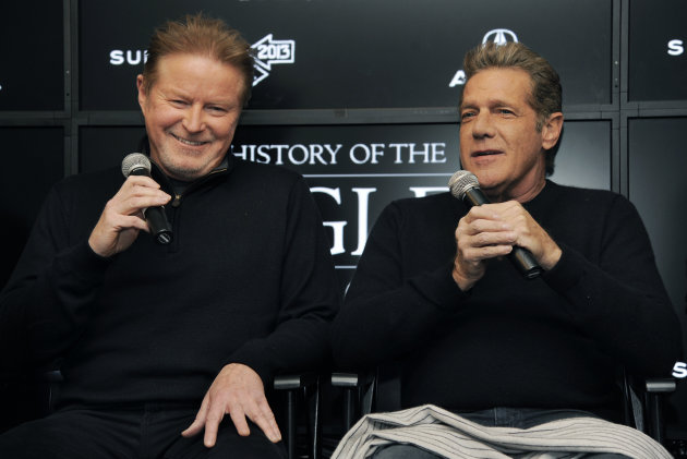 Don Henley, left, and Glenn …