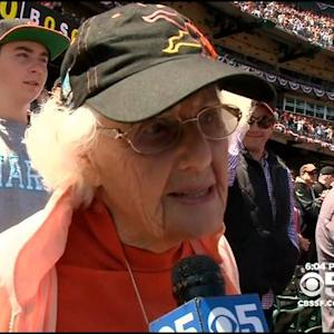 Giants Super Fan Overcomes Cancer To Make It To 52 Home Openers In A Row