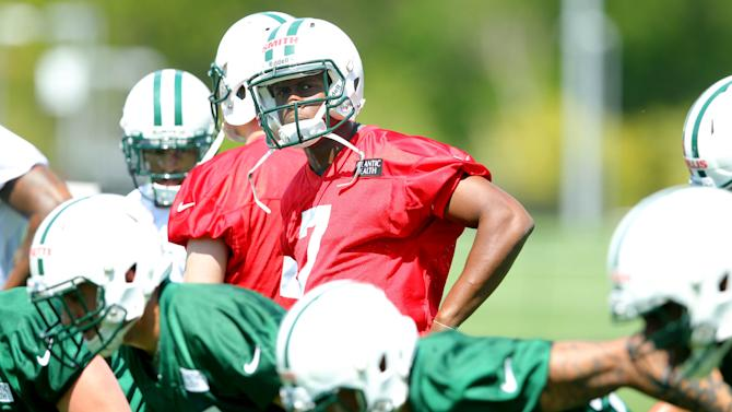 NFL: New York Jets-Rookie Minicamp