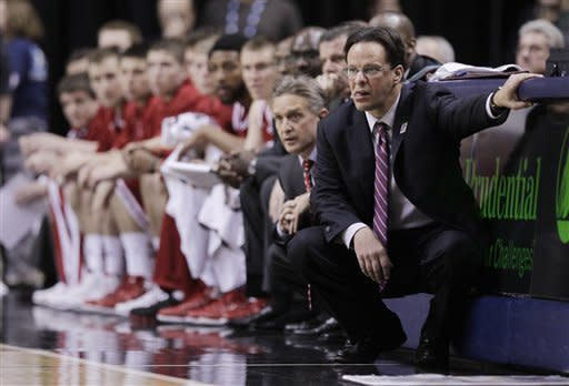 Wisconsin beats Indiana 79-71 in Big Ten tourney