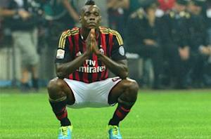 Balotelli banned three games, will miss Juventus showdown