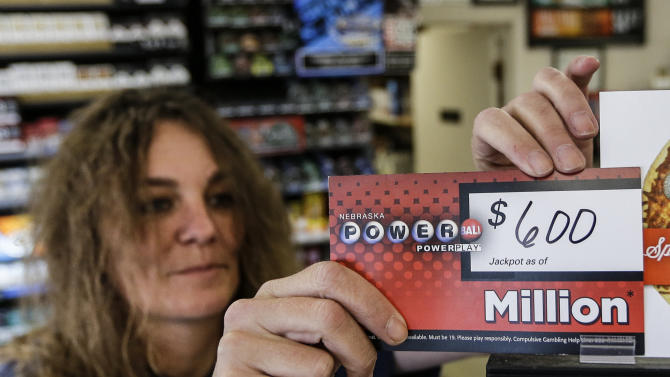 Record Powerball jackpot inspires office pools