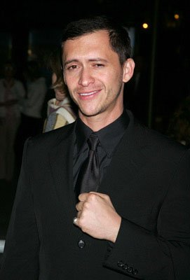 Clifton Collins Jr. at the New York Film Festival premiere of Sony Pictures Classics' Capote