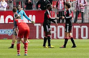Kocic blunder gives Toronto FC its 20th loss of 2012