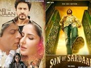 What was catalyst in making SON OF SARDAAR and JAB TAK HAI JAAN super hit?