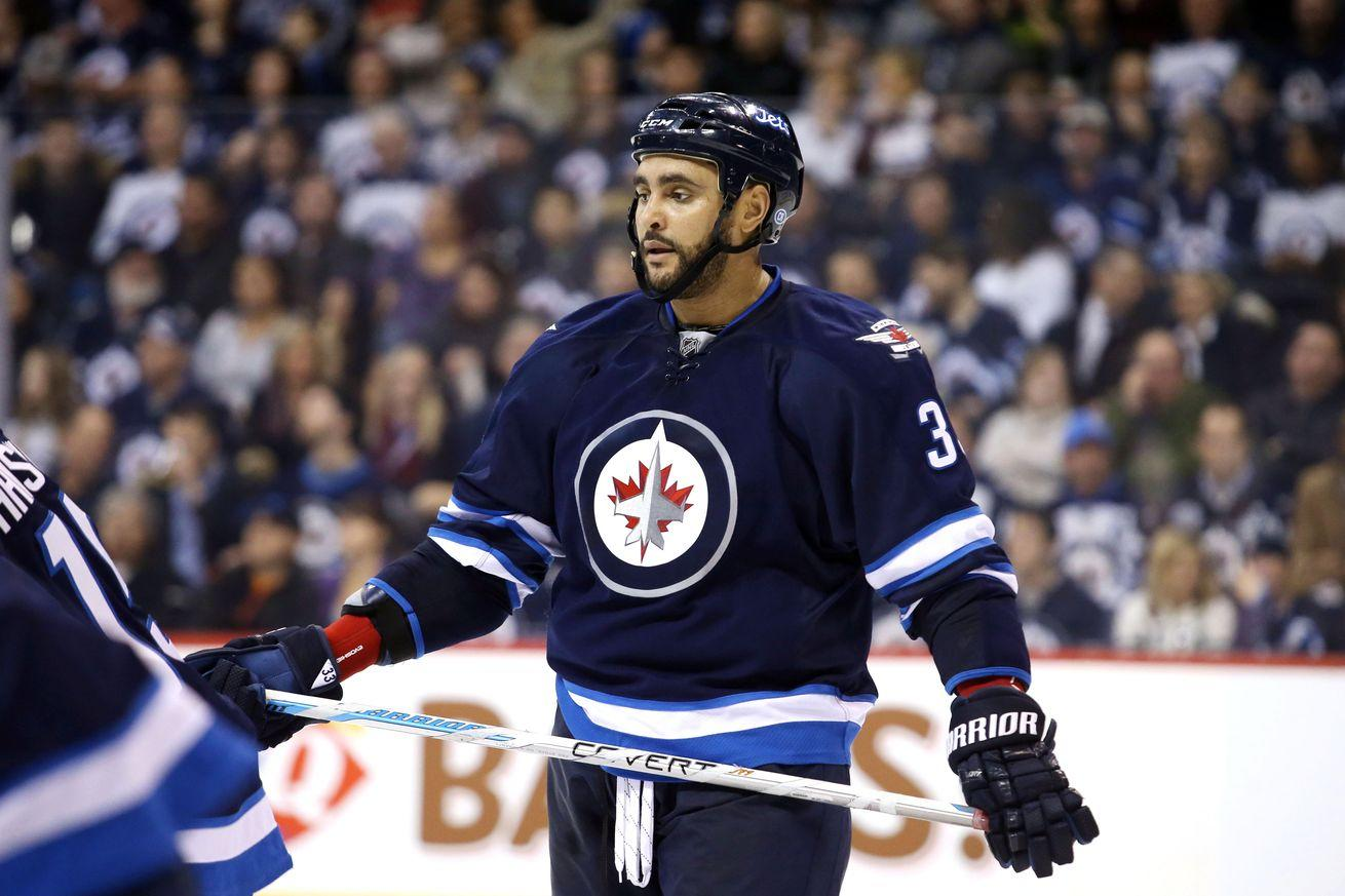 Morning Skate: Dustin Byfuglien's contract just shook up the trade deadline