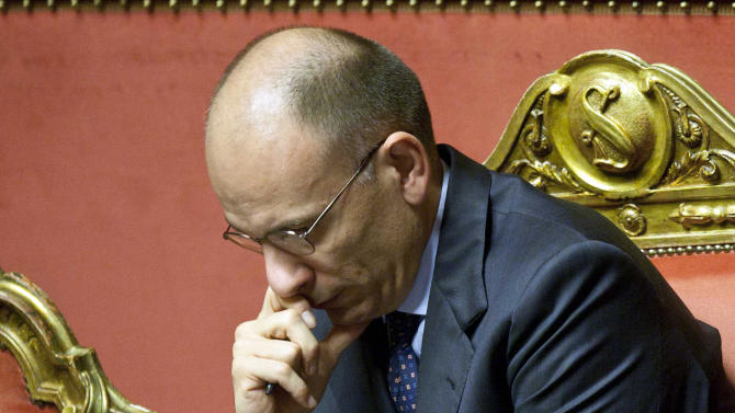 Italian parliament passes economic measures
