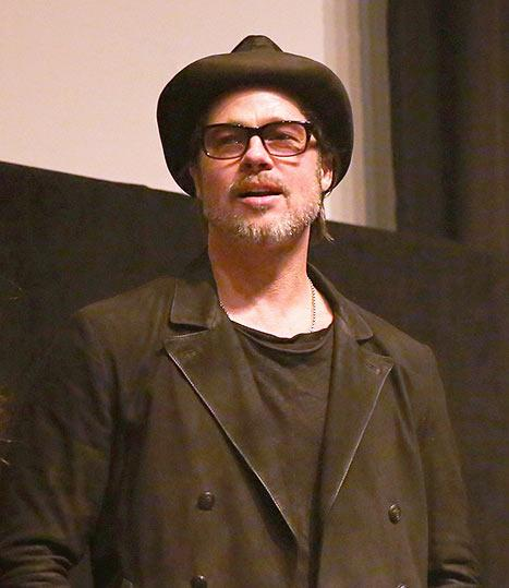 Brad Pitt Makes Surprise Sundance Film Festival Cameo, Hangs With James Franco: Details
