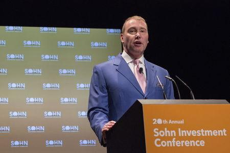DoubleLine's Gundlach sees no Fed rate increase in 2015