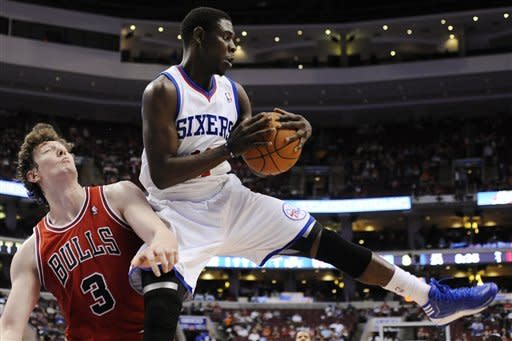 76ers top Bulls 89-82 for 3-1 series lead