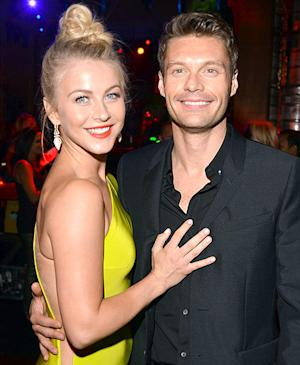 Julianne Hough: Ryan Seacrest Was My First Celeb Crush