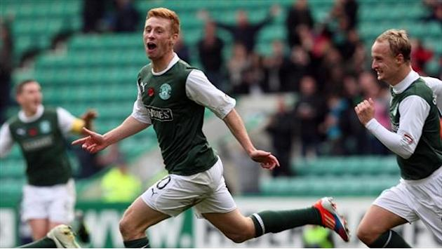 Scottish Football - Departing Doyle to give all for Hibs