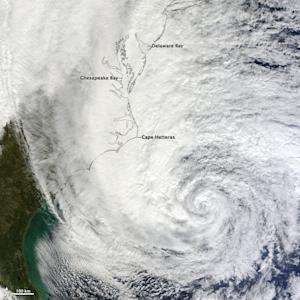Will Hurricane Sandy's Name Be Retired?