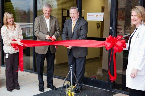 ScanSource, Inc. Opens Wellness Clinic on Greenville Campus