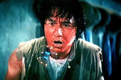 Jackie Chan in Dimension's The Legend of Drunken Master
