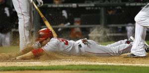 Trout lifts Angels to 7-5 win over White Sox