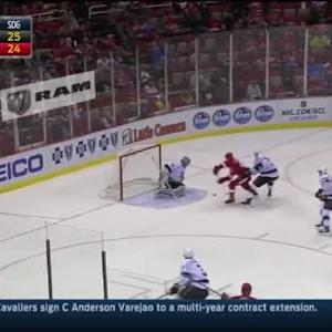 Jonathan Quick Save on Joakim Andersson (06:28/3rd)