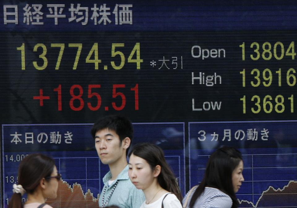 Stocks hit by euro jobless rise, Fed uncertainty
