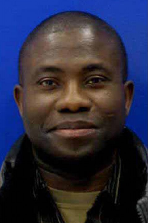 This undated photo provided by the Hartford County Sheriff's Office shows Kujoe Bonsafo Agyei-Kodie. Kodie was reported missing May 25. A college student accused of killing a Kodie told police he ate
