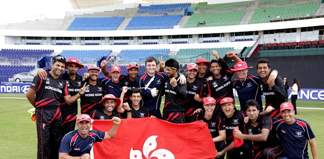 HK cricketers vie for Chinese fans