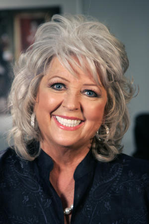 FILE - In this April 7, 2010 file photo, celebrity chef and Food Network star Paula Deen poses for a portrait in New York. Deen is teaming with drug maker Novo Nordisk to launch a program that aims to help people live with Type 2 diabetes and promote a Novo diabetes drug. (AP Photo/Jeff Christensen, File)