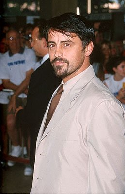 Premiere: Matt LeBlanc at the Loews Century Plaza premiere of Columbia's The Patriot - 6/27/2000