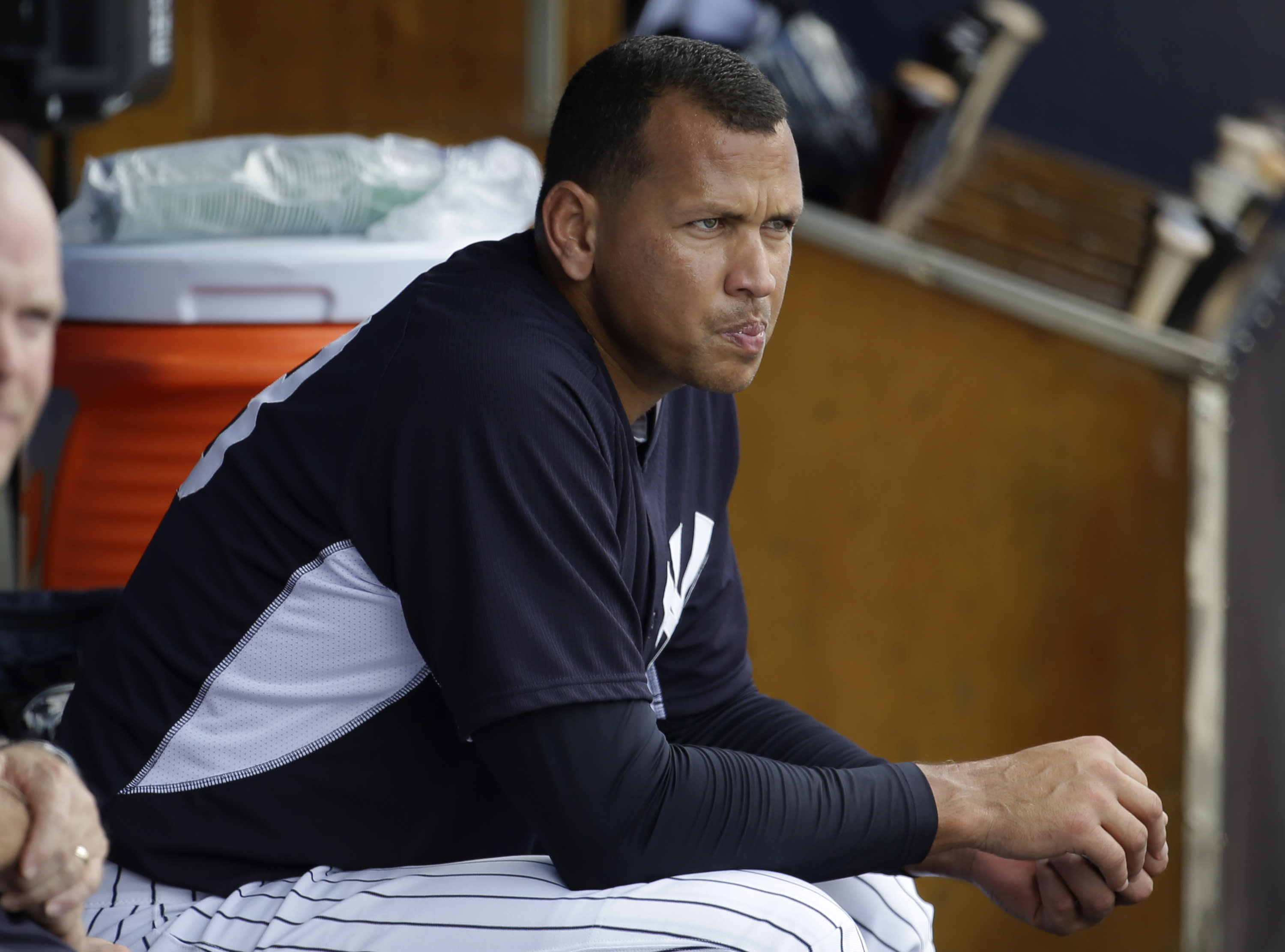 A-Rod: 'I'll be a little nervous' in return Wednesday