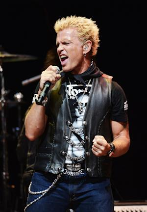 Billy Idol Headlines Google I/O Conference