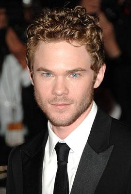 Shawn Ashmore at the 2006 Cannes Film Festival premiere of 20th Century Fox's X-Men: The Last Stand