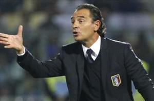 Prandelli: Conte has done a great job at Juventus