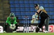 Brendon McCullum notched the highest individual score in all Twenty20 internationals to help New Zealand humble Bangladesh by 59 runs at Pallekele stadium. The 30-year-old right hander smashed seven sixes and 11 boundaries during his 58-ball 123 to give New Zealand, who reached 191-3 in their 20 allotted overs, a rampaging start to the group D match played under overcast conditions