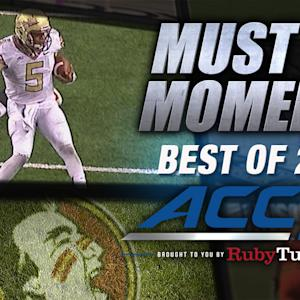 Jameis Winston's Mad Dash to the Endzone | Best of 2014 Must See Moment
