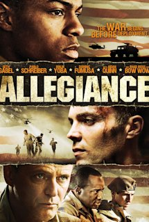 Poster of Allegiance