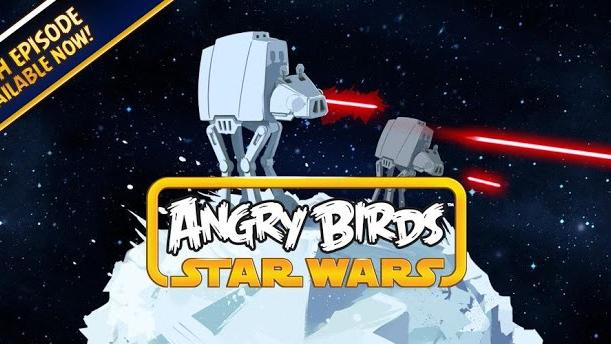 Angry Birds Star Wars updated with 20 additional levels, Princess Leia cameo