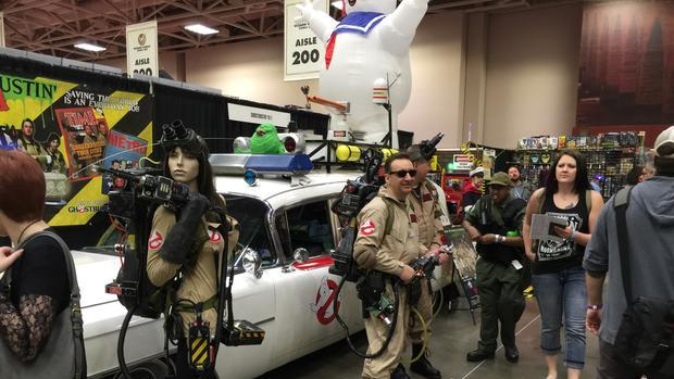 Attending my first comic-con: Am I nerdy enough to fit in?