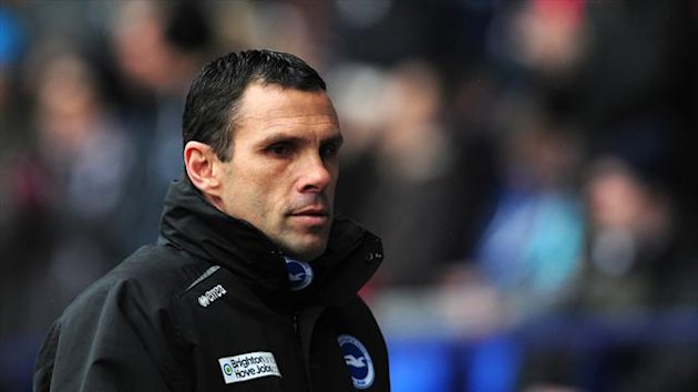 Charlton held Gus Poyet's Brighton to a goalless stalemate