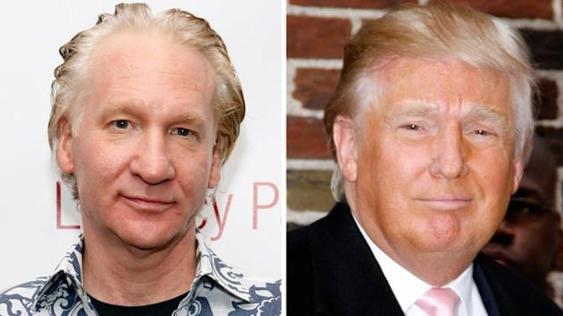 Donald Trump Sues Bill Maher for $5M (ABC News)
