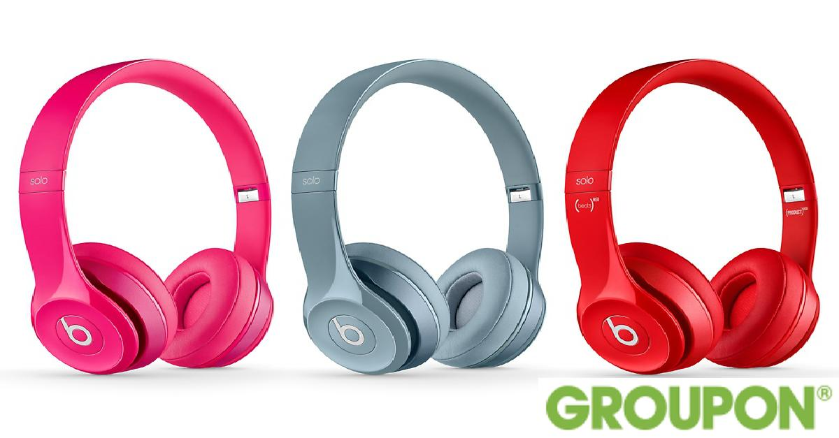 Beats by Dre Solo2 Headphones for $159.99