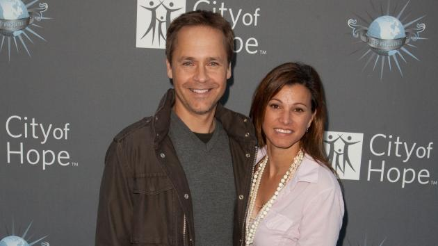 Chad Lowe and Kim Lowe arrive at the City of Hope Spirit of Life Award at Universal Studios Hollywood on May 7, 2011 in Universal City, Calif. -- Getty Premium