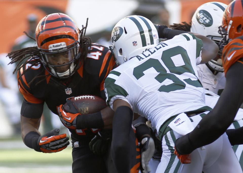 5 Things to Know from Jets-Bengals