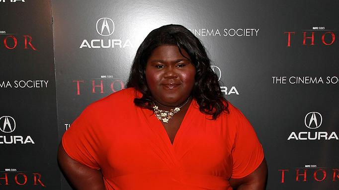 Thor NYC Screening 2011 Gabourey Sidibe
