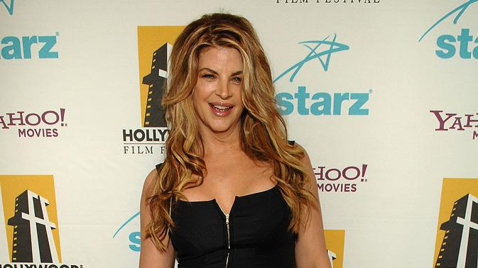 Hollywood Film Festival Awards 2007 Kristie Alley