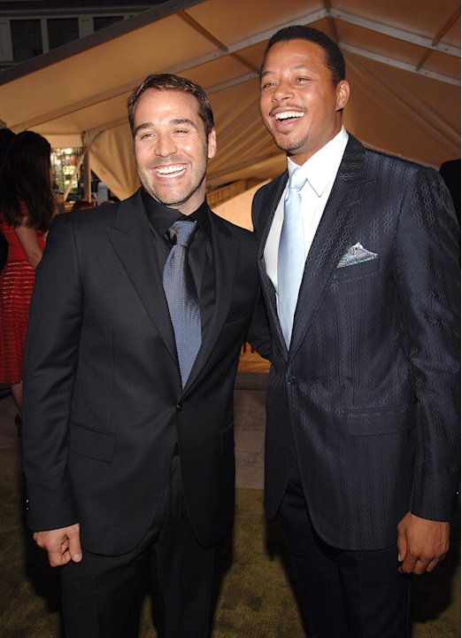 Jeremy Piven Terrence Howard 2006