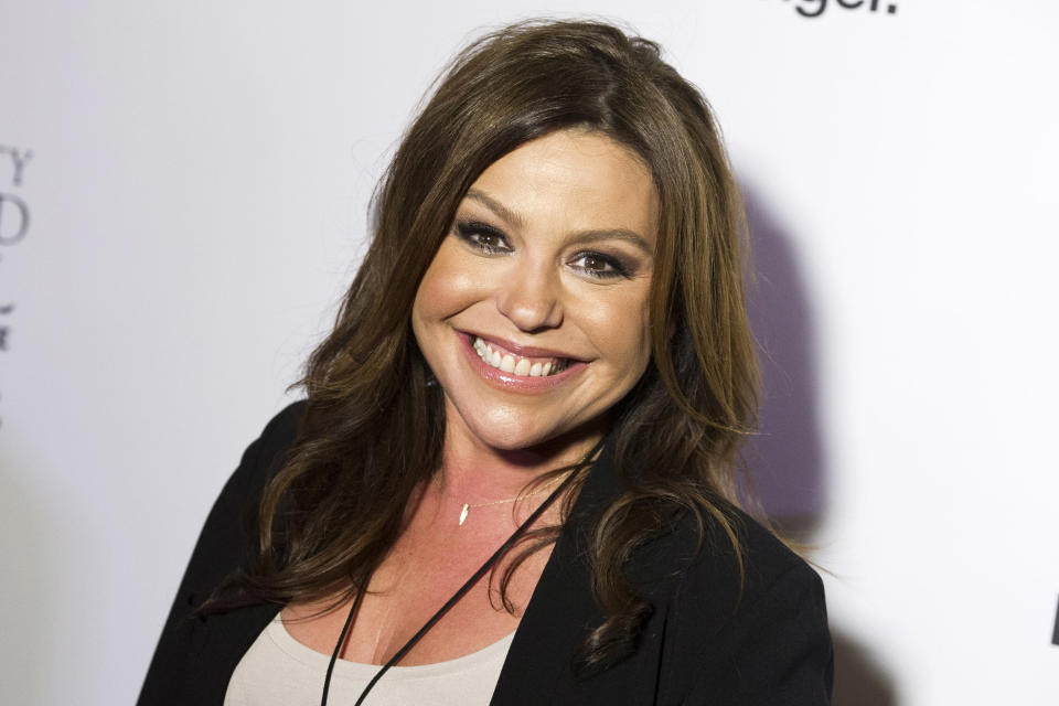 Rachael Ray attends the Food Network's 20th birthday party on Thursday, Oct. 17, 2013, in New York. (Photo by Charles Sykes/Invision/AP)
