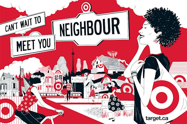 Target Canada Co. was the Canadian subsidiary of the Target Corporation, the second-largest discount retailer in the United States. Formerly headquartered in Mississauga, Ontario, the subsidiary was formed with the acquisition of Zellers locations from the Hudson's Bay Company in January