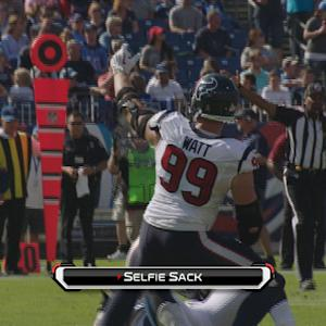 Top 5 J.J. Watt Plays of 2014