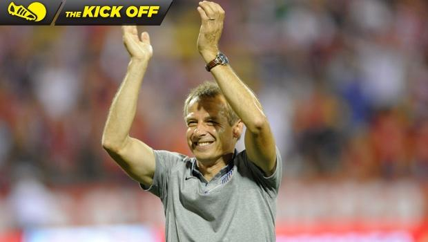 Kick Off: Is Jurgen Klinsmann's USMNT the best of all-time?